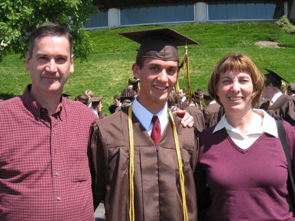 Rick, Daniel, and Jill