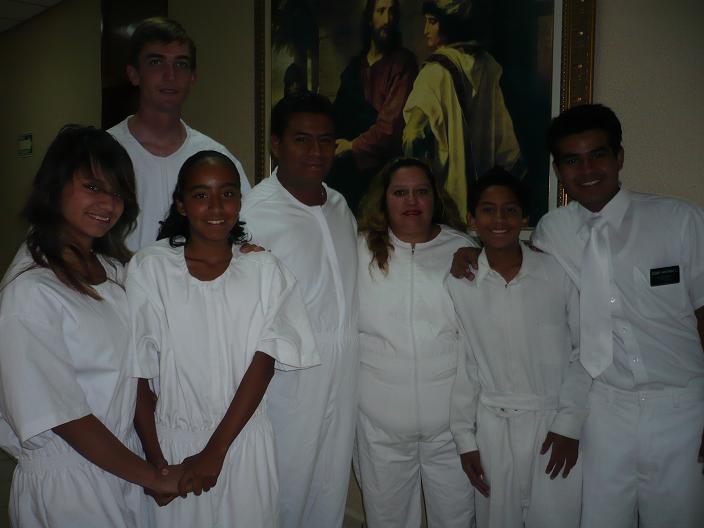 Brito Perez family