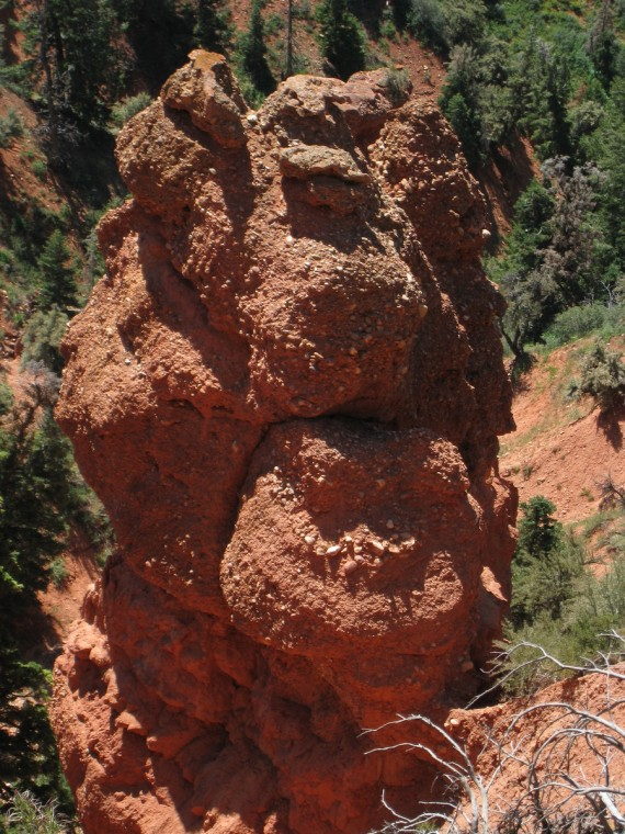 Devil's Kitchen formation
