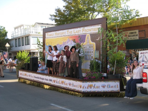 Family History float
