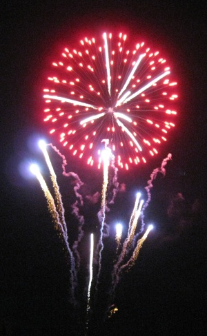 Taken at Kaysville 4th July 2008