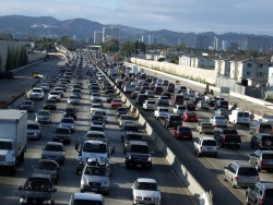 I-405 Freeway Traffic