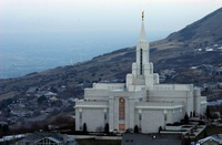 Bountiful Temple.