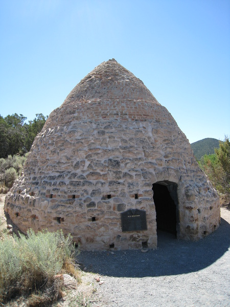Kiln at Old Iron Town State Park