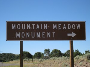 Read about our visit to the site of the Mountain Meadows Massacre