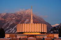 Provo Temple.