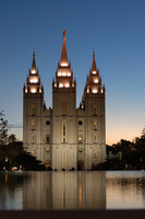 Salt Lake Temple.