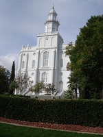 St. George Temple.