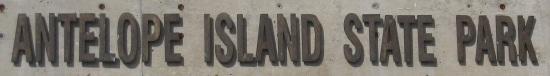 Antelope Island State Park website