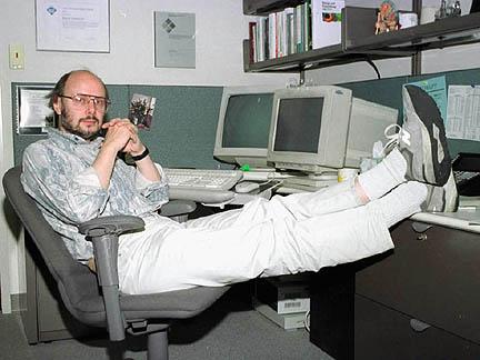 Bjarne Stroustrup.