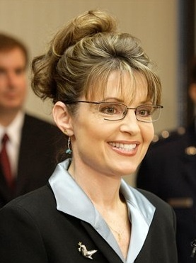 Sarah Palin may be the first woman vice president.