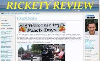 The Rickety Review #1
