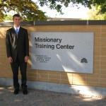 Missionary Dan Email from the MTC #1