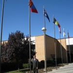Five Missionaries, Five Flags, Five Countries