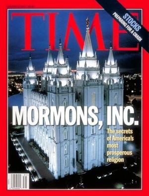 Mormons, Inc.