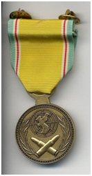 Robert's Medal.