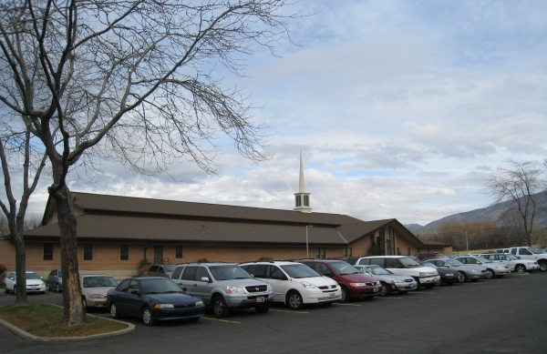 Kaysville Utah South Stake Center.