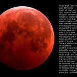 And The Moon Into Blood