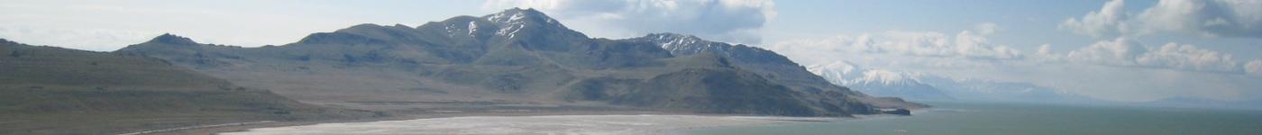 Antelope Island, Davis County, Utah