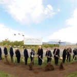 Falcon Hill Ground Breaking