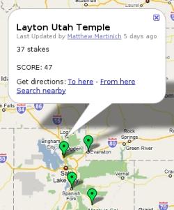 Layton Utah Temple