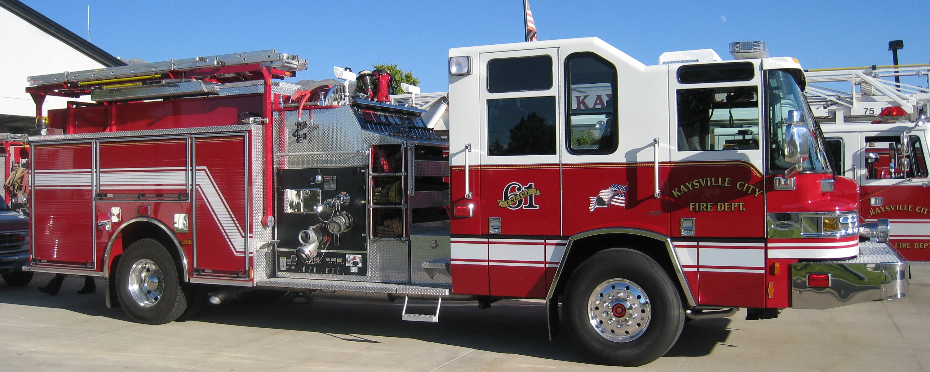 the fire engine - photo #31
