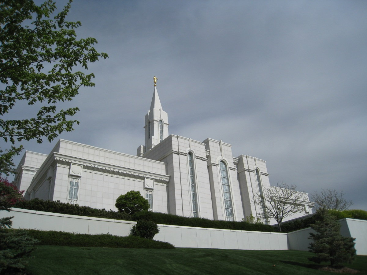 Byron At The Bountiful Temple