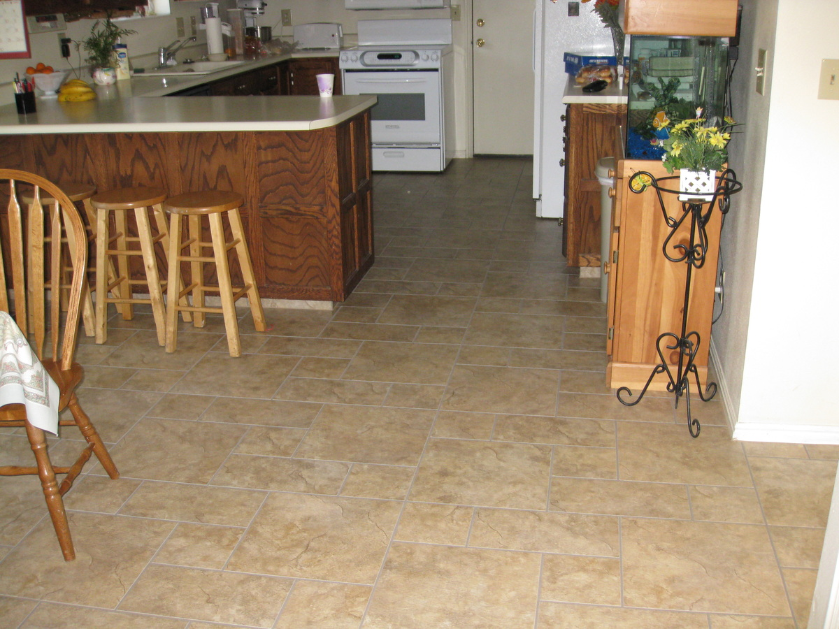 Eco Friendly Kitchen Flooring Transforming Into A Green Kitchen