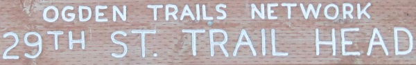 Ogden Trails Network.