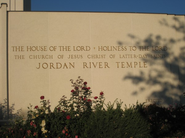 The temple was the seventh temple built in Utah and the second built in the Salt Lake Valley