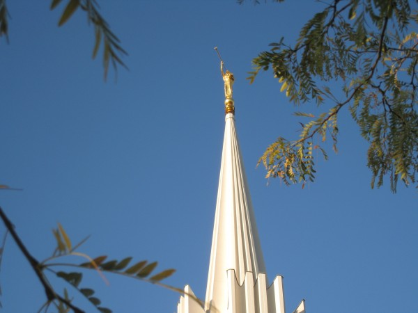 The angel Moroni