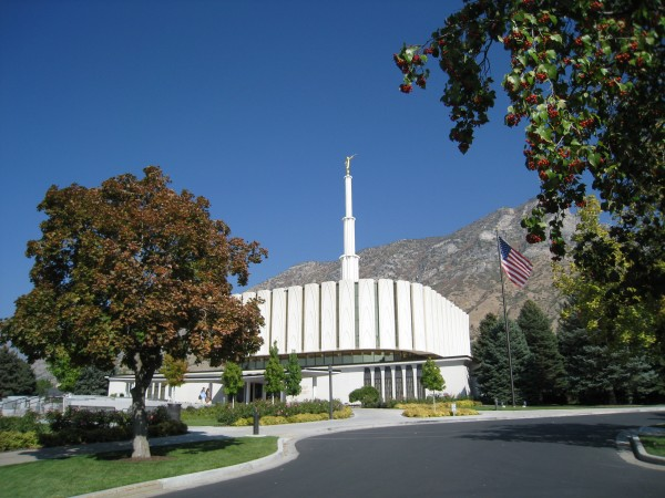 Provo was the sixth temple built in Utah and the first in Utah County