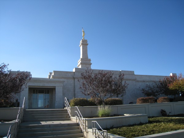 The Monticello temple was the eleventh temple built in Utah