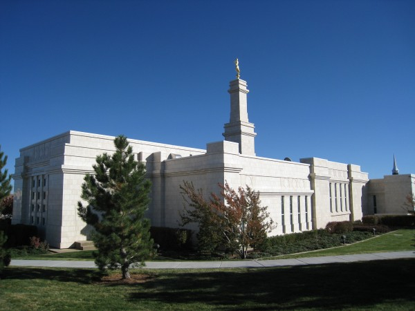 Originally 7,000 square feet, the temple was once the smallest in the Church