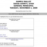 Ballot Measures For Traditional Marriage