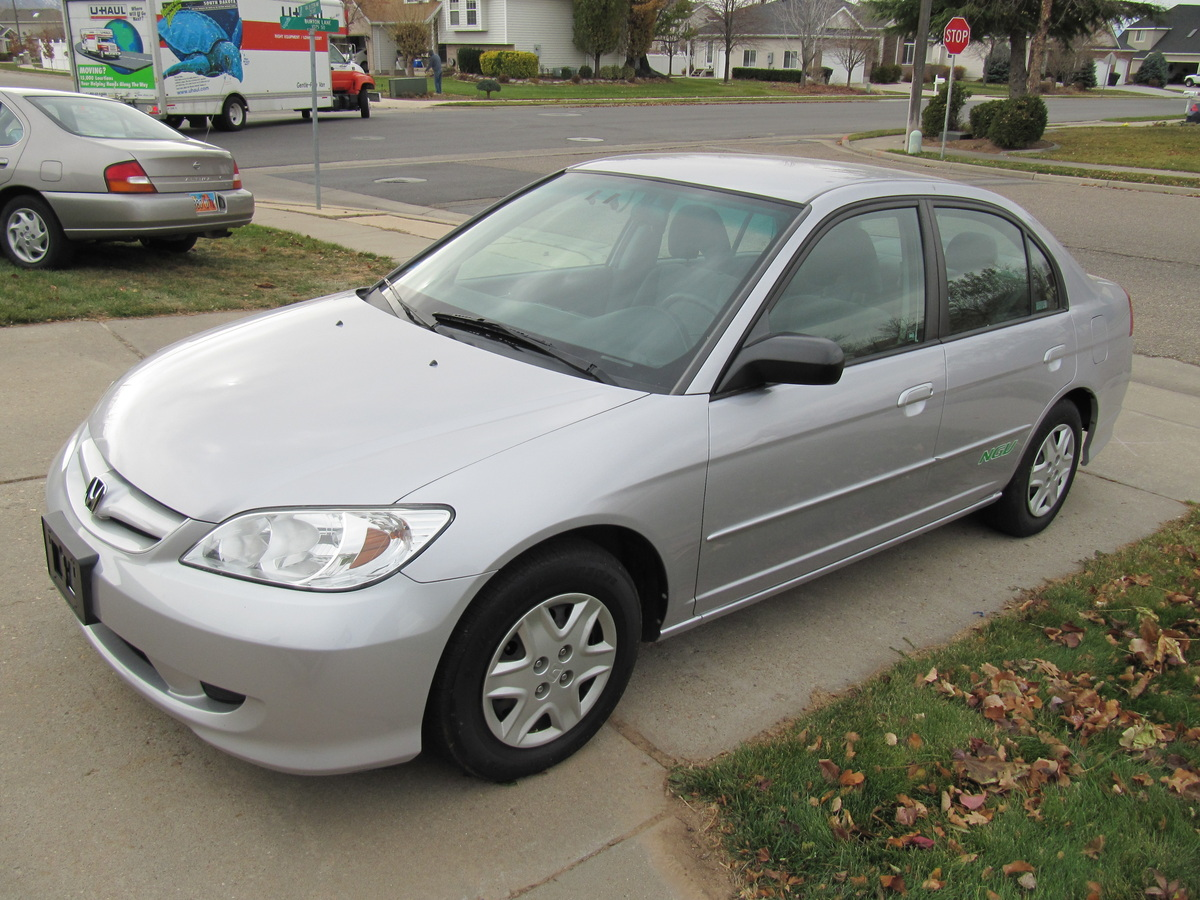 Driving on the cheap for How much does a honda civic cost