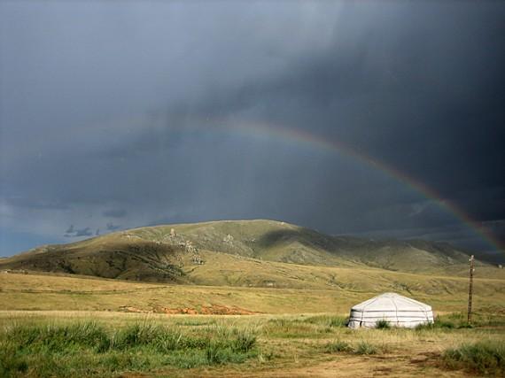 Hustai Nuruu National Park, Mongolia