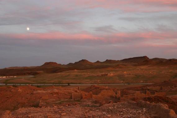 Ongiin Khiid, Gobi Desert, Mongolia