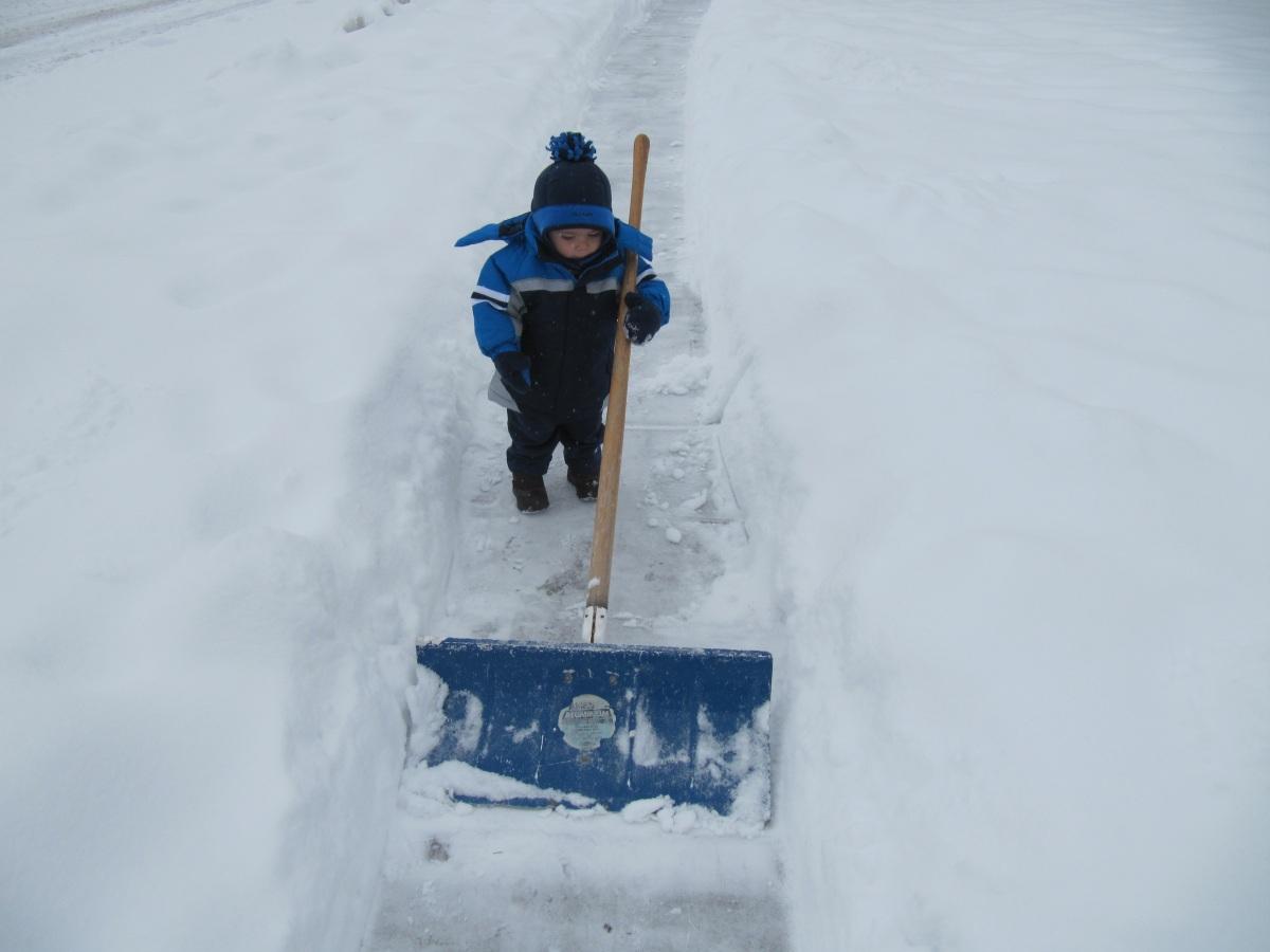 kaysville snow