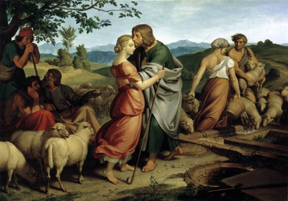 Jacob Encountering Rachel