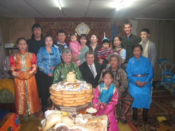 Members in Mongolia