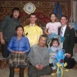 Daniel Prepares To Leave Mongolia