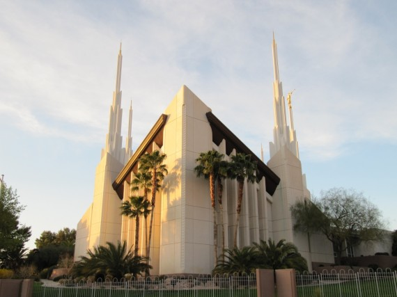 Las Vegas Nevada Temple