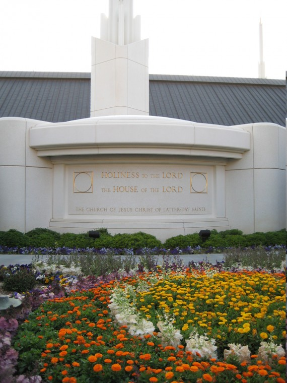 Las Vegas Temple flower