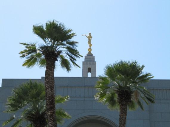 Redlands California Temple