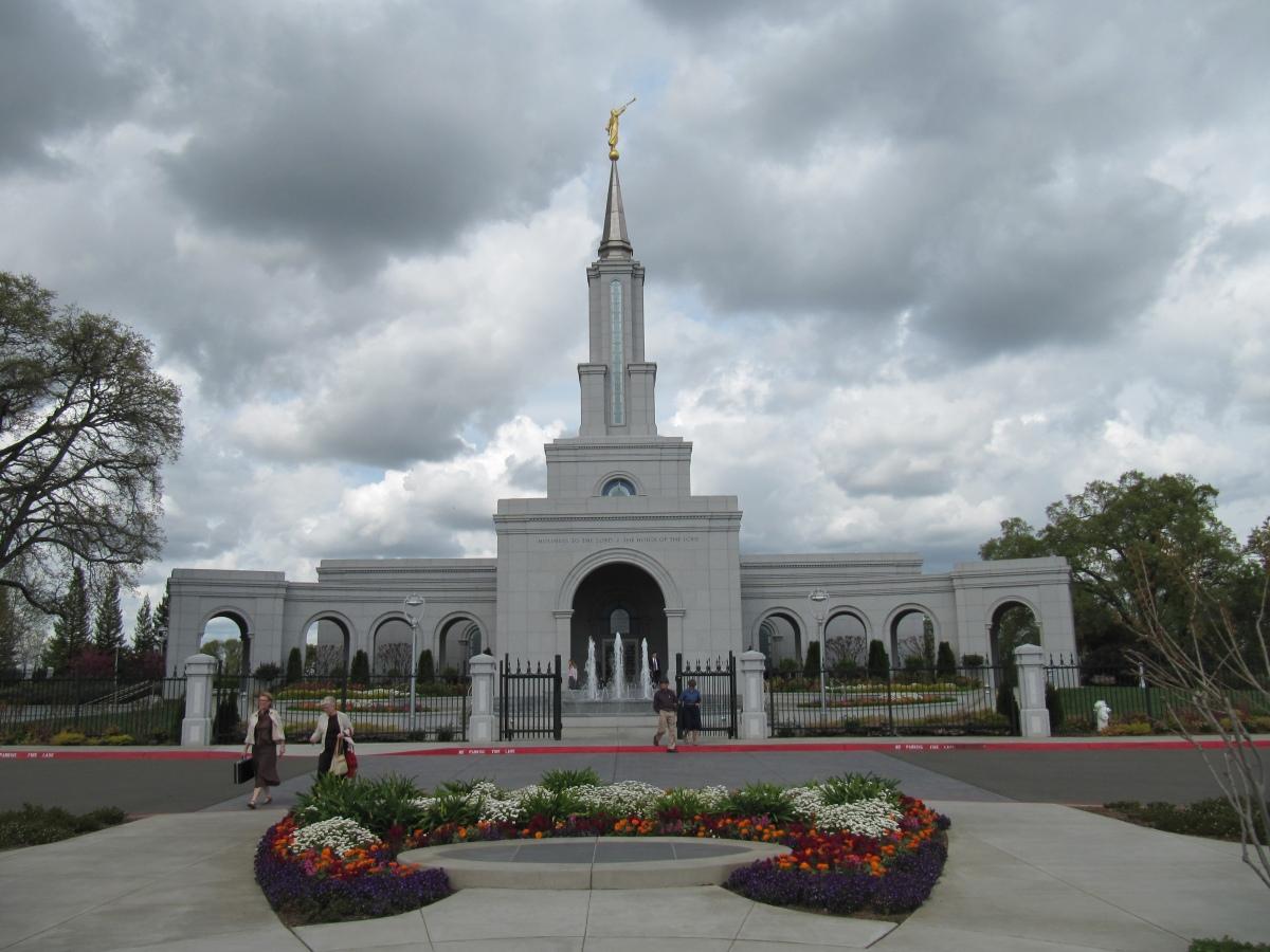 Sacramento California Temple