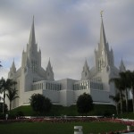 Planning the California Temple Trip