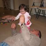 Aurora and Grandpa