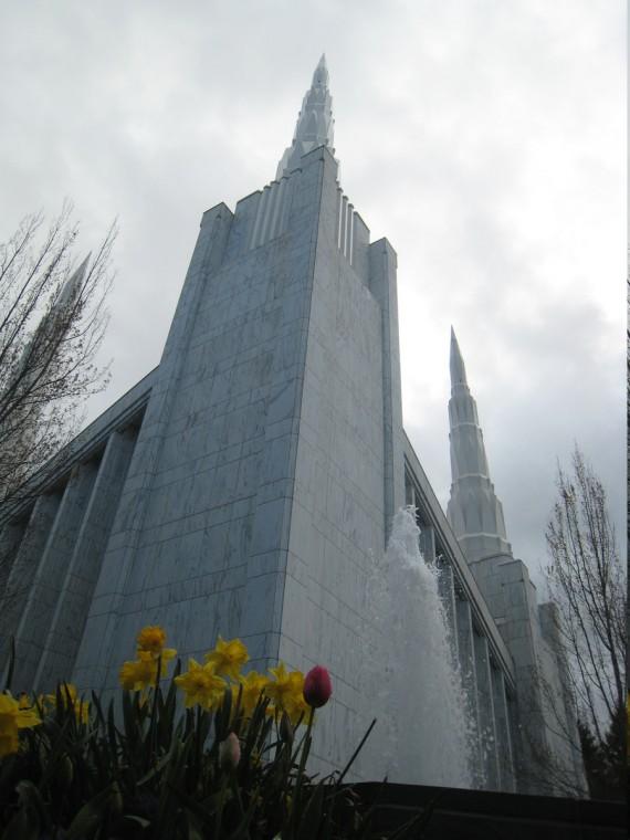 Portland Temple