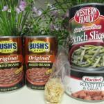 Beefy Bean Casserole